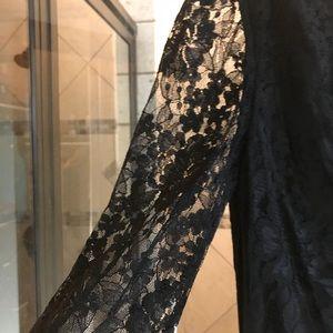 Express Dresses - Black Lace Express Dress 🖤